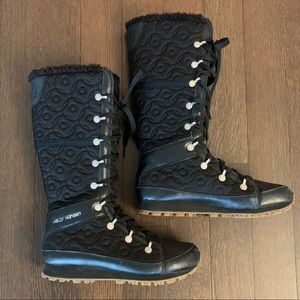 Helly Hanse tall boots